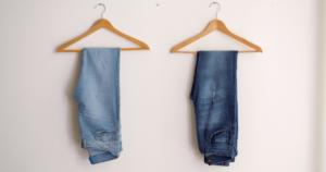 Como escolher o modelo de jeans ideal para o seu corpo?